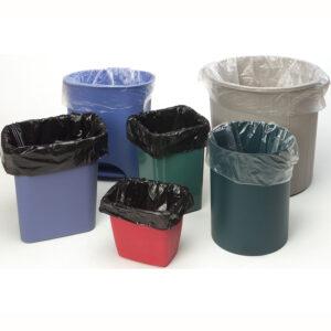 Vrečke za smeti in koši