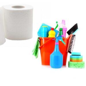 Čiščenje, higiena in papirna galanterija